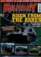 Classic Military Vehicle Magazine Issue MAY 21