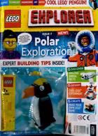 Lego Explorer Magazine Issue NO 7