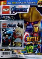 Lego Superhero Legends Magazine Issue AVENGERS 5
