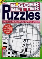 Bigger Better Puzzles Magazine Issue NO 4