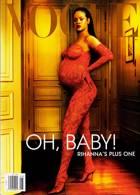 Vogue Usa Magazine Issue MAY 21