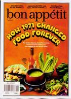 Bon Appetit Magazine Issue APR 21