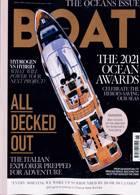 Boat International Magazine Issue JUN 21