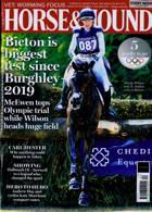 Horse And Hound Magazine Issue 17/06/2021