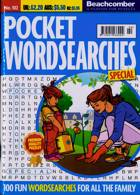 Pocket Wordsearch Special Magazine Issue NO 102