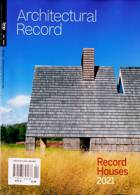 Architectural Record Magazine Issue APR 21