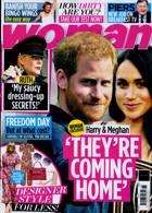 Woman Magazine Issue 28/06/2021