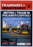 Tramways And Urban Transit Magazine Issue MAY 21