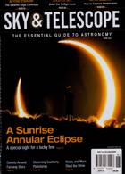 Sky And Telescope Magazine Issue JUN 21
