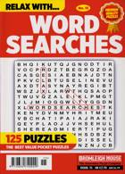 Relax With Wordsearches Magazine Issue NO 15