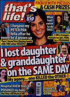 Thats Life Magazine Issue NO 15