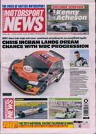 Motorsport News Magazine Issue 08/04/2021