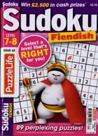 Puzzlelife Sudoku L7&8 Magazine Issue NO 62