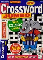 Family Crossword Jumbo Magazine Issue 07