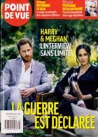 Point De Vue Magazine Issue NO 3786