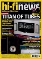 Hi-Fi News Magazine Issue MAY 21