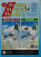 British Homing World Magazine Issue NO 7572