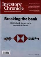 Investors Chronicle Magazine Issue 09/04/2021
