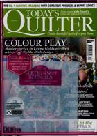 Todays Quilter Magazine Issue NO 74