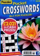 Puzzler Pocket Crosswords Magazine Issue NO 451