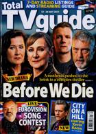 Total Tv Guide England Magazine Issue NO 21