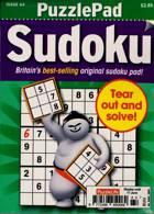 Puzzlelife Ppad Sudoku Magazine Issue NO 64