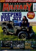 Classic Military Vehicle Magazine Issue JUN 21