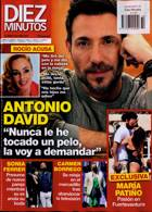 Diez Minutos Magazine Issue NO 3632
