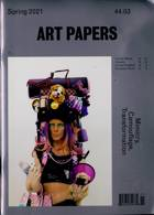 Art Papers Magazine Issue 11