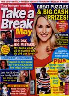 Take A Break Monthly Magazine Issue MAY 21