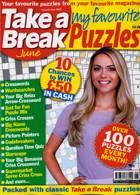 Tab My Favourite Puzzles Magazine Issue JUN 21