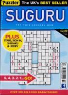 Puzzler Suguru Magazine Issue NO 89