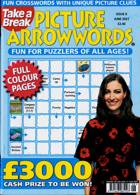 Tab Picture Arrowwords Magazine Issue NO 6