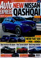 Auto Express Magazine Issue 09/06/2021