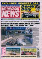 Motorsport News Magazine Issue 10/06/2021