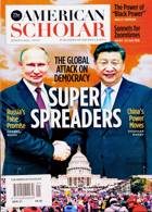 The American Scholar Magazine Issue 01