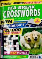 Puzzler Tea Break Crosswords Magazine Issue NO 305