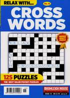 Relax With Crosswords Magazine Issue NO 15