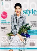Burda Style German Magazine Issue NO 5