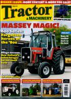 Tractor And Machinery Magazine Issue JUL 21