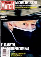 Paris Match Magazine Issue NO 3755