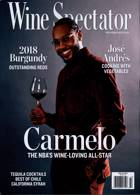 Wine Spectator Magazine Issue MAY 31