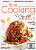 Fine Cooking Magazine Issue MAY-JUN