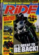 Ride Magazine Issue MAY 21