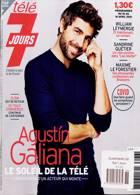 Tele 7 Jours Magazine Issue NO 3176