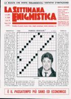 La Settimana Enigmistica Magazine Issue NO 4650
