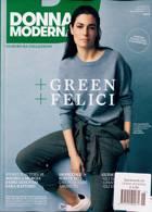 Donna Moderna Magazine Issue NO 15