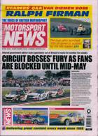 Motorsport News Magazine Issue 15/04/2021