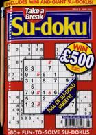 Take A Break Sudoku Magazine Issue NO 5
