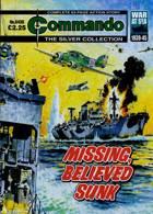 Commando Silver Collection Magazine Issue NO 5430